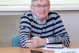 Dr Jean-Pierre CAPITAIN – Président de la CME du CH La Chartreuse, Dijon