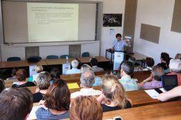 Yann HODÉ, psychiatre au CH de Rouffach