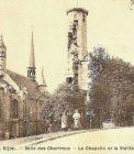 chapelle et tour ducale du CH La Chartreuse