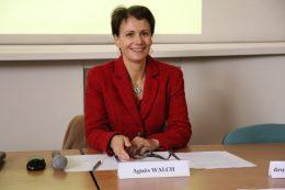 Agnès Walch, historienne et biographe spécialisée dans l'histoire du couple