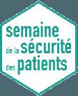 Logo semaine sécurité patient 2015