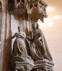Portail chapelle CH La Chartreuse