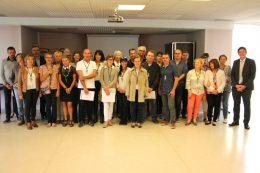 Médaillés 2016 du CH La Chartreuse Dijon