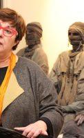 Christine Martin, adjointe au Maire de Dijon, déléguée à la culture, à l'animation et aux festivals à la ville de Dijon,