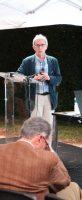 Dr Gérard Milleret, président de la Commission d'Etablissement du Centre Hospitalier de la Chartreuse