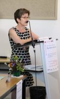 Agnès SOUBEYRAND, Responsable de l'Unité Soins Psychiatriques sans Consentement à la Direction de la Santé Publique de l'Agence Régionale de Santé Bourgogne Franche-Comté