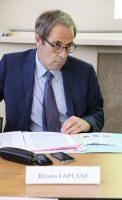 Bruno LAPLANE, Président du Tribunal de Grande Instance de Dijon