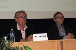 Dr Jean-Pierre Capitain et Dr Gérard Milleret