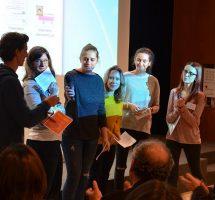 Les jeunes de L'adosphère en lien avec les FRANCAS