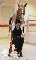 Peyo et Hassen Bouchakour