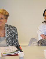 Dr Sylvie ROYANT-PAROLA – Médecin expert de la SFRMS, Sophie ROLLIN – Cadre de santé de l'unité du sommeil