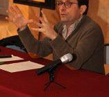 Hervé Guillemain historien et maître de conférence à l'université du Maine et membre du Centre de recherches historiques de l'Ouest