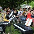 L'Ensemble Orchestral de Dijon en représentation au CHLC !