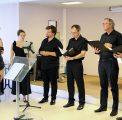 « Bonjour mon coeur » concert de Vox Amicorum