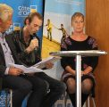 Geoffray GREGOIRE, Résident et Sandrine COLAS, Aide médico-psychologique : Dispositif d'Expérience de Vie Autonome – Aix en Provence (Espoir Provence)
