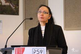 Edith SALES-WUILLEMIN, Professeure de psychologie sociale et du travail, directrice du laboratoire Psy-DREPI