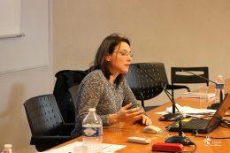 Sabine Duflo, psychologue clinicienne et thérapeute familiale
