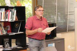Thomas Wallenhorst - Caf&doc : L'alcoolo-dépendance : un chemin de croissance