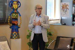Dr Gérard Milleret, psychiatre et président de la CME du CHLC Dijon