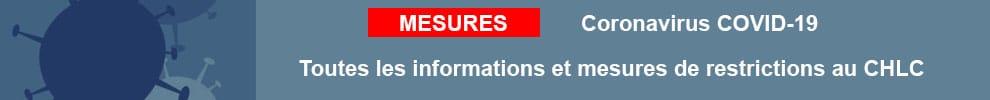 COVID-19 - Information sur la stratégie de déconfinement