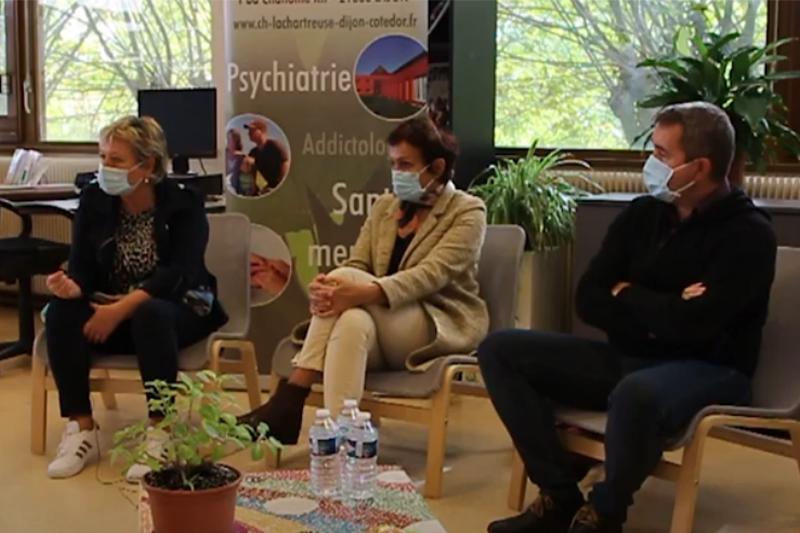 [Vidéo] Caf&doc' – Projet d'Etablissement 2021-2025 – Pôle Intra Hospitalier