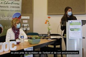 [Vidéo] Caf&doc' – Projet d'Etablissement 2021-2025 – Pôle de Psychiatrie de l'Enfant et de l'Adolescent