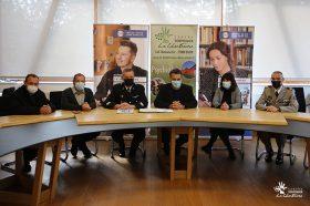 Signature Convention Reserviste au CHLC