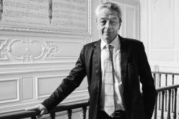 Alain Millot, maire de Dijon | Photo Jérémie Lorand