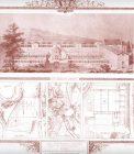 Vue generale 1840 du CH La Chartreuse