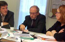 visite du préfet Eric Delzant