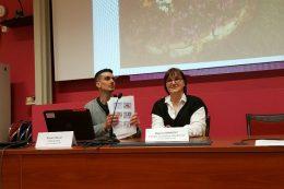 Sylvain Rollot, cadre de santé à l'UPG (Unité de Psychiatrie Générale), Pascale Vernanchet, infirmière coordinatrice à l'unité de sismothérapie.
