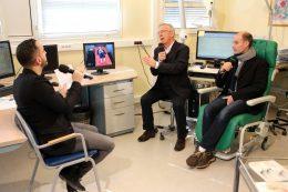Dr Jean-Claude GIROD, psychiatre et responsable du Pôle B - girod - Patient