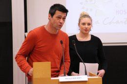 Florent FOUQUE, Maître de conférences UFR STAPS Dijon et Méryl BIERRY, EAPA à l'Hôpital de Jour Le Prisme et au CMP Arlequin au CH La Chartreuse de Dijon