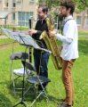 les étudiants du Pôle Enseignements Supérieur de Musique de Bourgogne