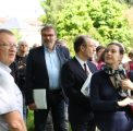Inauguration du sentier botanique
