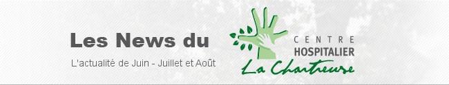 Les actualités du CHLC Dijon