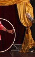Le cirque Versace International Entertainment