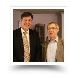 Bruno Madelpuech directeur du CH La Chartreuse