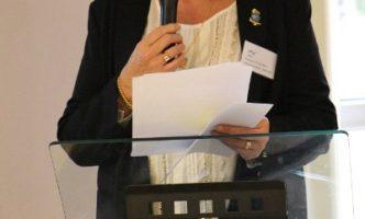 Françoise Plessard – Vice-présidente URAF BFC et co-responsable du secteur santé