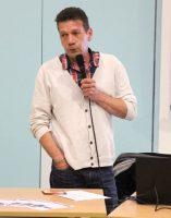 Pascal LIEBAUT, cadre de santé au Centre Médico Psychologique Les Coteaux du Suzon