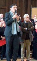 Bruno Madelpuech, directeur du CH La Chartreuse Pierre-Alain Viellard, président de l'association des Amis de La Chartreuse de Champmol