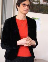 Pr Irène François-Purssell, chef de service de médecine légale, responsable de la CUMP Bourgogne
