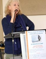 Marie-Claude Frénisy, psychologue, coordinatrice CUMP Bourgogne,