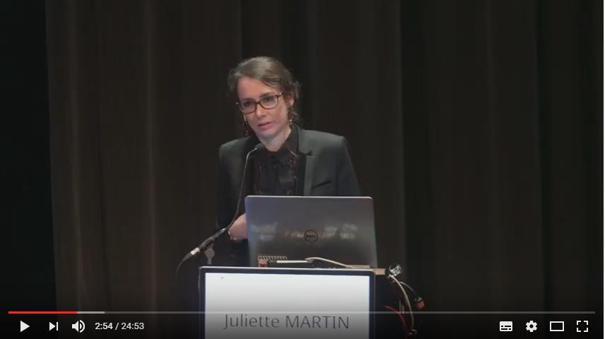 Dr Juliette Martin