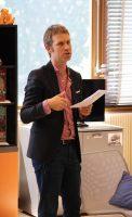 Matthieu Reynaud, coordonnateur de l'espace psychothérapique, docteur en psychologie, psychologue clinicien, psychothérapeute et chercheur associé PSY-DREPI