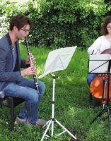 Concert musique classique cafeteria 20170521
