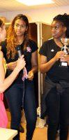 joueuses de handball du Cercle Dijon Bourgogne