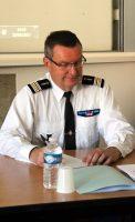 Lieutenant-colonel (RO) Alain DESGRANGE