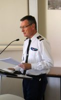 Lieutenant-colonel (RO) Alain DESGRANGE,