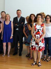 Comité de direction du Conseil Départemental 21 au CH La Chartreuse